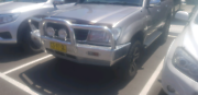 100 series toyota landcruiser alloy bullbar Upper Coomera Gold Coast North Preview