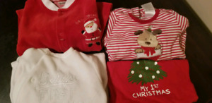 Boys 3-6 Months Christmas Outfits