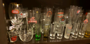 The Best Beer and Liquor Glass Collection in the World
