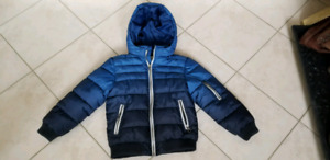 Kids Winter Jacket - Size 7-8