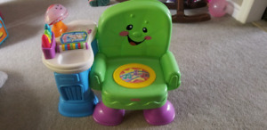 Kids learning chair