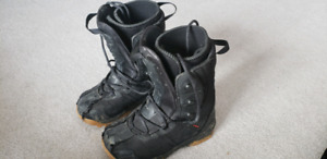 Snowboard boots size US 8