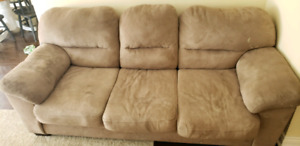 Microfibre matching couches!!