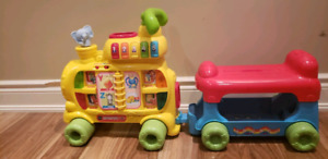 Vtech ABCs learning toy