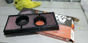 K&N air filter for KTM 990