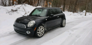MINI COOPER - Version rare