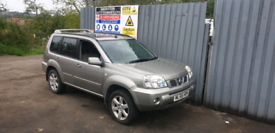 Breaking for spares Nissan xtrail 2.2 dci 2006