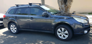 2011 Subaru Outback Manly Manly Area Preview