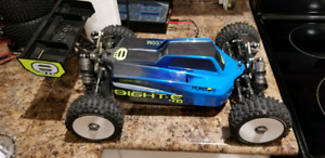 Losi 4.0 E competition buggy