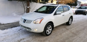 2010 NISSAN ROGUE SL AWD LEATHER SEATS