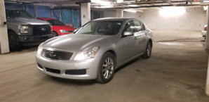 2007 Infiniti G35. LOW KMS! GREAT CONDITION!