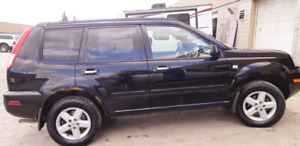 2005 Nissan Xtrail MANUAL selling AS IS