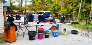 MOVING & HORSE TACK SALE Sun Oct 22nd