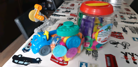Play doh accessories