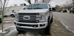 2017 Ford f350 platinum was theft  $59000 firm no OFFERS
