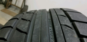 Pair of Cooper Zeon RS3-S 225/40/R18