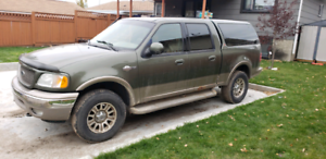 2003 FORD F150 KING RANCH 4X4