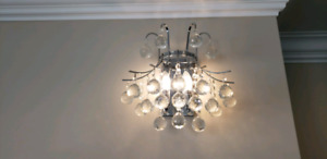 Crystal Chandelier wall sconce lamps
