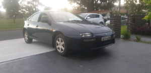 1997 Mazda 323 astina automatic cheap