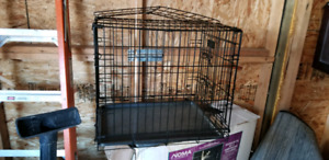 Pet wire kennel