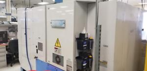 2002 Mazak VTC-200B Vertical Machining Center (#3143)