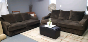 Over size Couch set