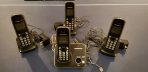 Panasonic cordless phone set