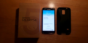 Gold Samsung Galaxy S5 & Charger- Great Condition