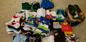 3-6 month old clothing boys