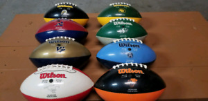 2008 cfl football collection
