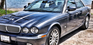 Beautiful 2006 Jaguar XJ8 TRADE for a motorcycle