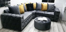 Brand new Malta corner sofa