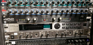 Sonic Maximizer 462 and Feedback destroyer