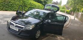 Vauxhall, ASTRA, Hatchback, 2005, Manual, 1.6 (cc), 5 doors