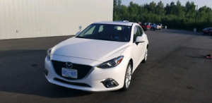 2015 mazda 3 Sport GT plus Tech and Luxury package