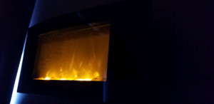 Fireplace Heater (Electrical, Wall-Mount)