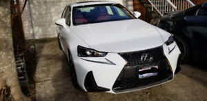 2018 Lexus IS300 F-Sport - $695 - lease takeover