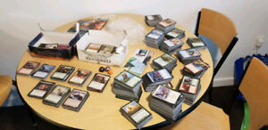 Massive magic card collection 2500+ cards (includes 250+ rares!)