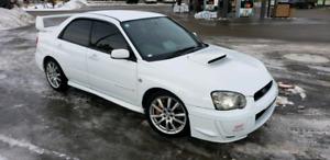 2003 Subaru sti