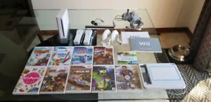 Lot Nintendo Wii et Jeux