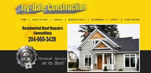 Roof Repairs - Leaking Roof? Worn Shingles? I Can Help.