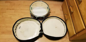 Ludwig Snare Drum with Stand & Case
