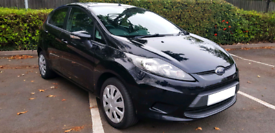 Ford Fiesta Edge 1.2 petrol 2012 5 door