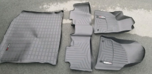 2011-18 Jeep Grand Cherokee weather tech mats