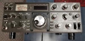 Ham Radio Receiver Kenwood