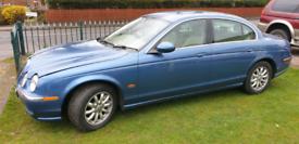 Jaguar S Type 2.5l 2002