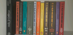 Please Help!  Looking for John LeCarre books!