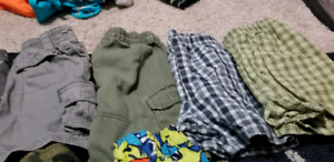 18-24 month old shorts