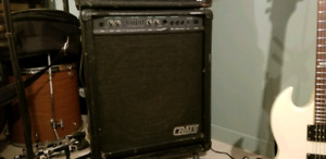 100 watt Bass amp