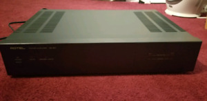 Rotel RB951 power amp